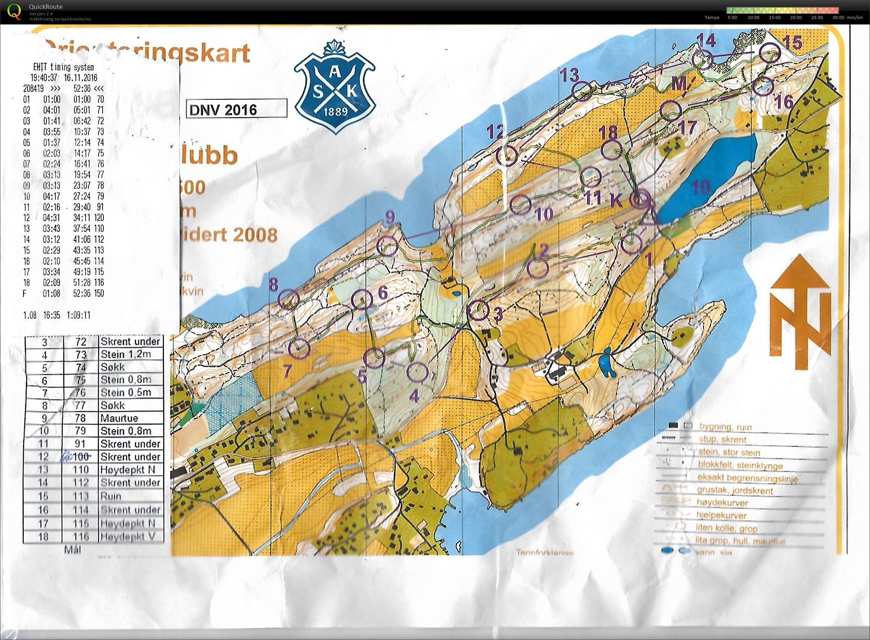 konglungen kart Mitt digitale veivalgsarkiv :: Veritas Nattcup Konglungen (2016 11 16) konglungen kart
